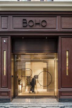 BoHo Hotel, Prague, 2015 - GCA Architects