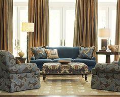 Fabrics, Window Treatments, Furniture, Bedding, Fabric By The Yard, Custom  Decorating