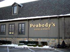 Peabody's on Woodward Birmingham, MI restaurants
