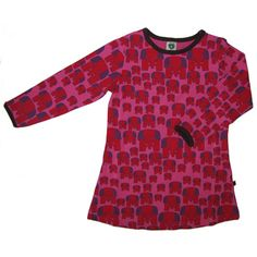 Scandinavian Baby, Elephant Dress, Kids Branding, Danish, Dress Skirt, Baby Things, Sweaters, How To Wear, T Shirt