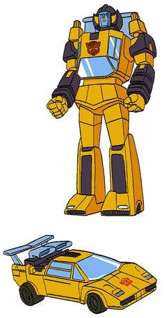 Sunstreaker / Мерцатель / Промінець - Transformers.kiev.ua