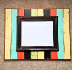 Distressed+Solid+Wood+Picture+Frame++16x20+by+annelanedesigns,+$65.00