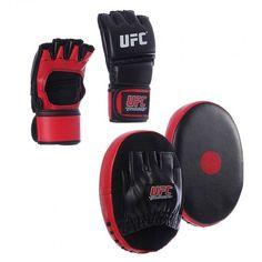 Para ese entrenamiento intensivo con ayuda de un oponente el Combo  Entrenamiento con Guantes UFC es b062691b5b55a