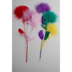 Feather Flower - Mum
