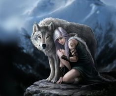 WALLPAPERS - Gothic, skulls, death, fantasy, erotic and animals: ANNE STOKES