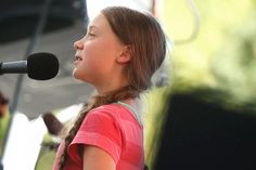 """Autism informs and empowers Greta Thunberg's climate activism - Vox Typically, the self-serving morons give Greta a """"hard-time"""" but this is to be expected as they seldom think beyond themselves ! She has rocked the World while her detractors merely """"rock their wallets""""! Bravo Greta you are achieving when detractors start """"throwing stones""""!"""