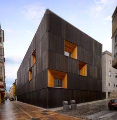 MUSEO ARQUEOLÓGICO DE ÁLAVA_FRANCISCO MANGADO | AIB Architecture_Obras