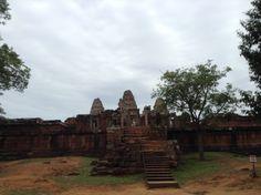 East Mebon temple