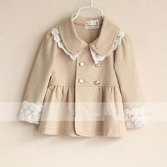 Toddler Girls Boutique Fall Coats | Toddler Jackets and Coats