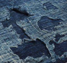 blue denim, via modern hepburn