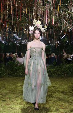 ディオール(Dior)2017 SS HAUTE COUTUREコレクション Gallery32 - ファッションプレス