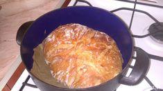 Fotorecept: Domáci chlieb BEZ miesenia Dairy, Ale, Bread, Cheese, Food, Basket, Meal, Ale Beer, Essen