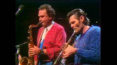 Stan Getz & Chet Baker in Stockholm 1983  1hr 26 mins.