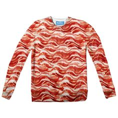 """""""Is there anything that doesn't taste good after adding bacon? Bacon, Youth, Sweaters, Pullover, Young Man, Sweater, Pork Belly, Young Adults, Sweatshirts"""