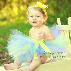 Baby Tutu by DanburyLane, $23.95