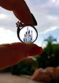 Disney Engagement http://weheartit.com/entry/183281762