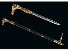 Assassins Creed Syndicate Cane Sword - Ships to USA Only - Assassin's Creed McFarlane Replicas