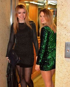 Elevator to Heaven. Whos in? 🙋🏼‍♀️More Party pics on the blog - LINK IN BIO 💥#party #partytime #dress #shining #sequindress#shinebright #girls #blond #poznan #hotelwloski #carnaval #january #winter #wintertime #smile #ootd #fashion #poland #polonia #elevator #outfit #lookbook #session #fashionmagazine #polishgirl #polskadziewczyna #night #nighttime