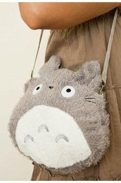 Bolso de Totoro!
