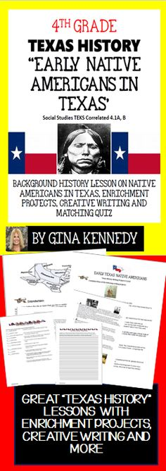 """This is a thorough """"Texas Revolution Unit"""" correlated to the Texas 4th Grade TEKS 4.3A,B,C,D,and F.  With this product, I have included a thorough background of the Texas Revolution and the forming of """"The Republic of Texas"""", important dates, key leaders, a complete Texas Rangers lesson and more. I have also included nine differentiated research projects for the students to choose from as well as three creative writing projects pertaining to the Texas Rangers. Included as well: a Texas...$"""