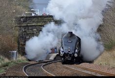 RailPictures.Net Photo: 60009 Private Steam 4-6-2 at Dalgety Bay , United Kingdom by Robert McCulloch