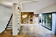 Ansamblu rezidențial Seara pe deal – Fabrica de arhitectura Interior Modern, Stairs, Exterior, Design, Home Decor, Stairways, Ladder, Staircases, Room Decor