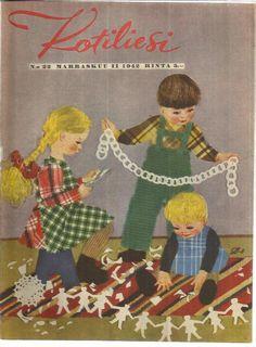 Illustration Art, Illustrations, Dory, Magazine Covers, Finland, Cover Art, Vintage Art, Martini, Scrap
