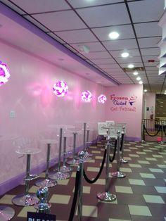 My frozen yogurt shop