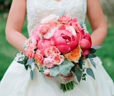 Les plus beaux bouquets de 2013 - Photo Kristyn Hogan