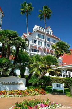 Hotel del Coronado Photos, Coronado Island, San Diego, California