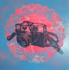 How to Make Art: Screen Printing Party + Permaset Ink Discount Code!