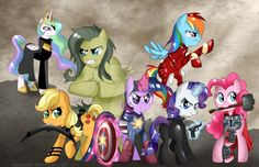 A My Little Pony h