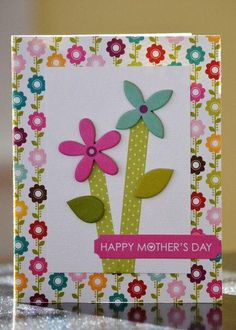 DIY Mother's Day : DIY Mother's day card
