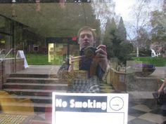 Reflecting...Picture taken in Salem, Oregon...