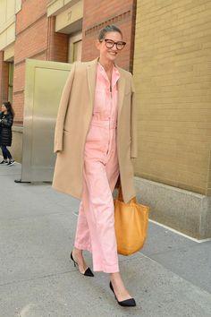 Daily Style Directory - 08/05/2017 | British Vogue New York - May 9 2017 Jenna Lyons.