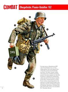 Obergefreiter, Pionier-Bataillon 162