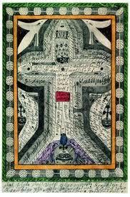 Adolf Wolfli drawing