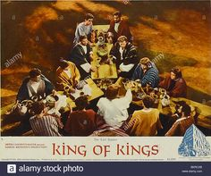 Download this stock image: KING OF KINGS (1961) JEFFREY HUNTER NICHOLAS RAY (DIR) KOK 002FOH - BKRCXB from Alamy's library of millions of high resolution stock photos, illustrations and vectors.