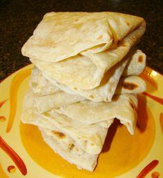 Homemade Tortillasbbbb