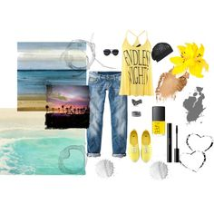 summer, created by lackey-lack on Polyvore