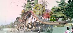 Urbanarbolismo » Puente botánico. West 8.