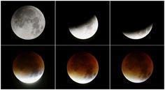 Superlua e eclipse lunar total dão espetáculo; veja as principais notícias do fim de semana http://oesta.do/1PJaw7c