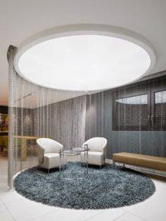 livingroom, stretch ceiling lighting design.