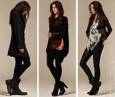 Allsaints nuevo lookbook otoño-invierno 2010/2011
