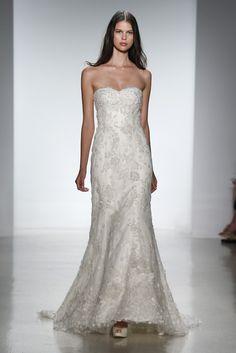 Really, Really Pretty Wedding Dresses from the Spring Bridal Shows: Christos