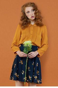 Ideas para vestirte como una verdadera mujer vintage.