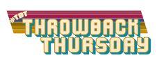 Logo Design for Throwback Thursday #TBT