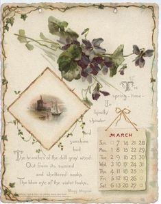 NOBLE THOUGHTS FROM WHITTIER CALENDAR FOR 1897. Vintage Ephemera, Vintage Cards, Vintage Images, Print Calendar, Calendar Pages, Vintage Artwork, Vintage Prints, Vintage Calendar, Paper Frames