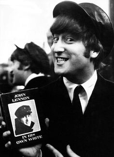 I read the news today oh boy -John Lennon In His Own Write
