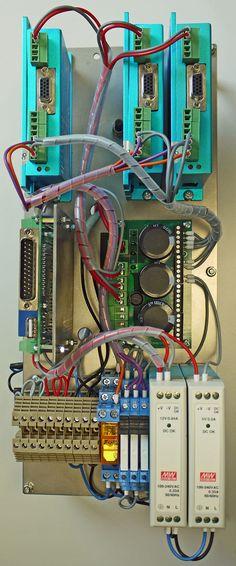 Cnc, Nerf, Electric, Circuit Diagram, Simple Sentences, Work Shop Garage